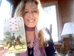 DonnaLeigh Lenormand Tutorial video