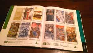Tarot Gallery Avalon page