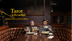 Tarot recipes via tarot by the Mouthful