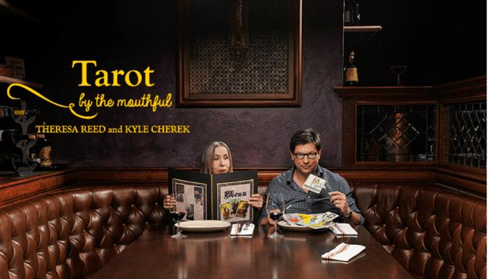 Tarot recipes via tarot by the Mouthful