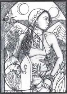 Empress Tabula Mundi