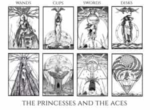 Princesses and Aces Tabula Mundi.