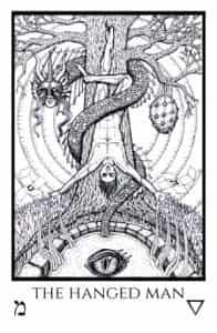 Hanged Man Tabula Mundi