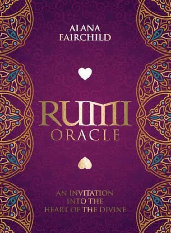 Rumi Oracle cover
