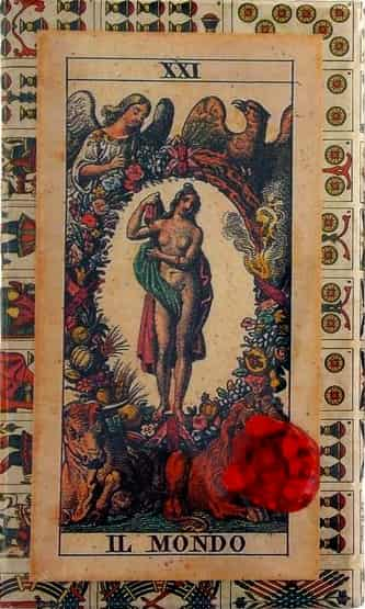 Box of the Soprafino Tarot by Il Meneghello