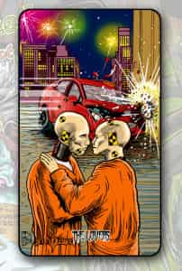 Twisted Tarot Tales The Lovers