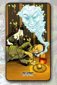 Twisted Tarot Tales The Hermit