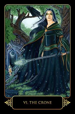 dreams_of_gaia_tarot_VI the crone