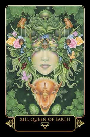 dreams_of_gaia_tarot_XIII QoP
