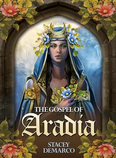 Gospel of Aradia Cover box