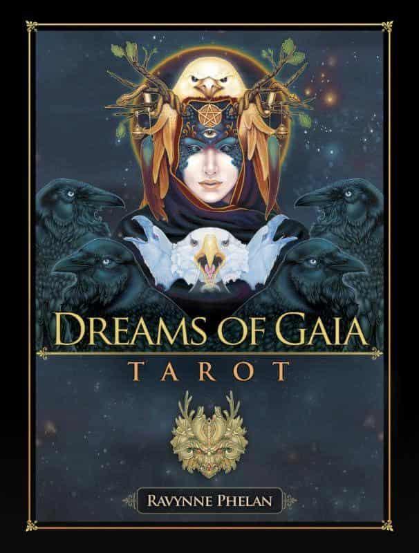 Dreams of Gaia Tarot cover