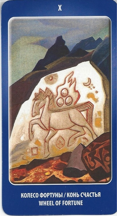 Wheel Agni Roerich