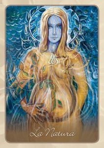 Spirit Oracle la natura