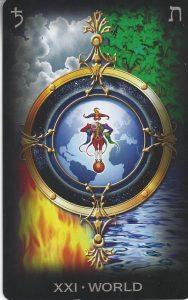 Tarot of dreams-3