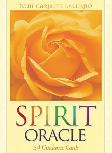 Spirit Oracle Toni Carmine Salerno