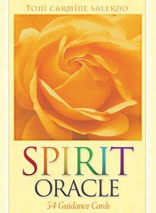 Spirit Oracle Toni Carmine Salerno
