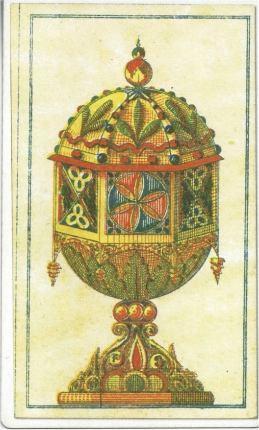 Perrin Tarot Tarocchi Perrin