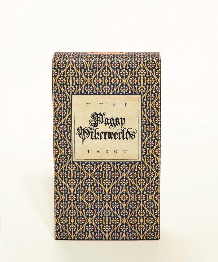 Pagan Otherworlds Tarot box