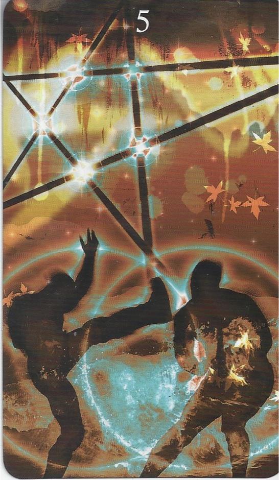 The Healing Light Tarot