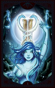 Gypsy Tarot Ace of Cups