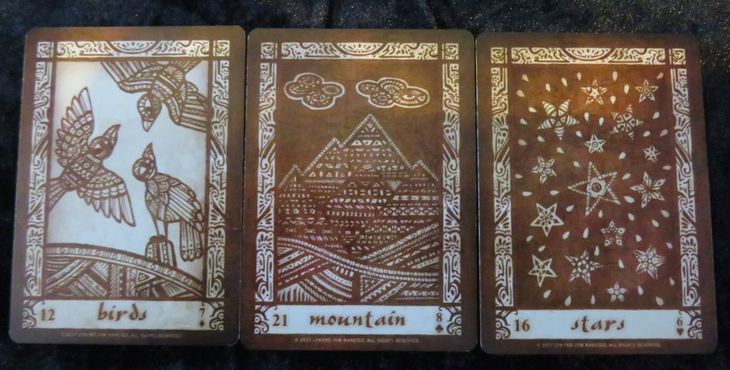 Anino Lenormand The Queen's Sword