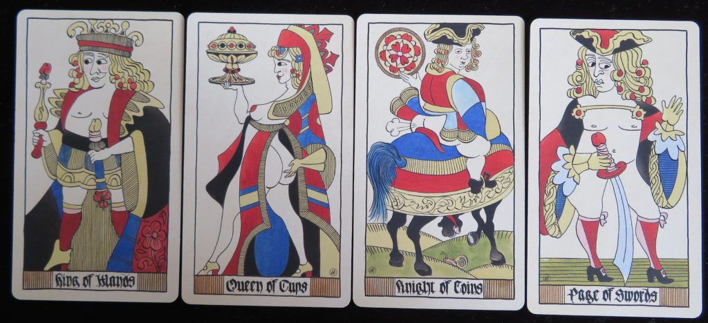 Card erotic tarot thank for