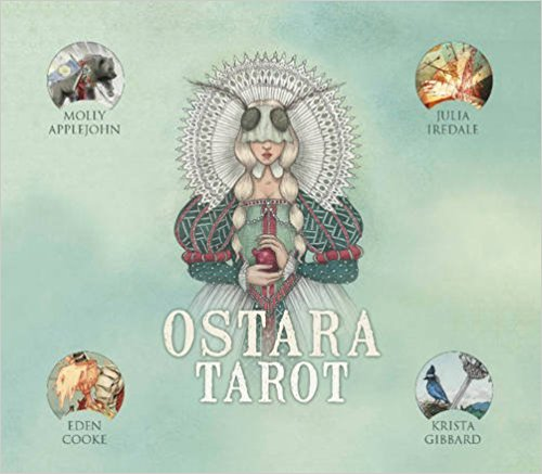 Ostara Tarot Review The Queen's Sword