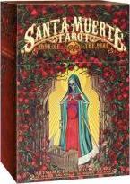 Santa Muerte Tarot The Queen's Sword Review