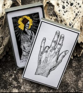 Sneak peek The Tarot Restless