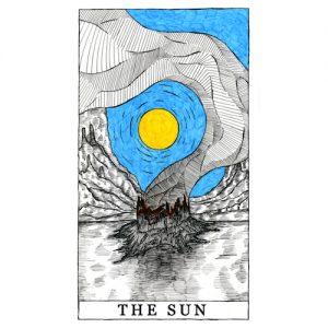 sun restless tarot