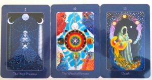 The Star Tarot Review The Queen's Sword