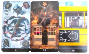 Review Tv Series Tarot The Queen's Sword