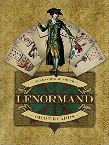 Alexandre Musruck Lenormand review The Queen's Sword