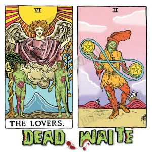 Dead Waite Trippin Waite sneak preview deck The Queen's Sword