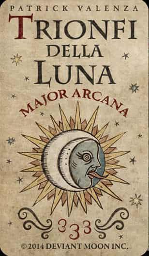 Trionfi della Luna cover