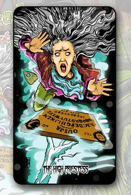 Twisted Tarot Tales HP