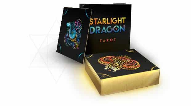 Starlight Dragon Tarot deck