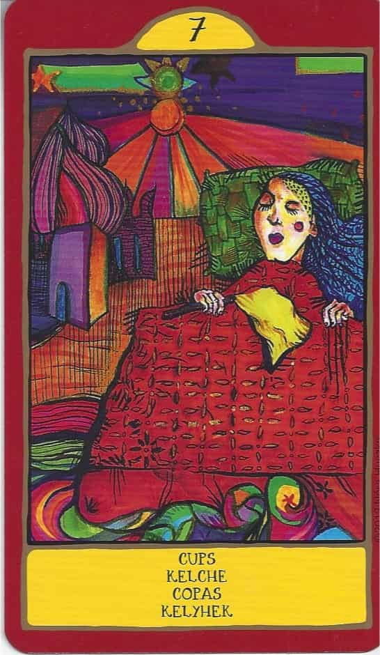The Gypsy Palace Tarot