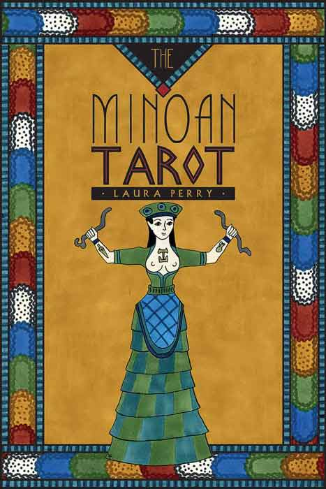 The Minoan Tarot Major 5