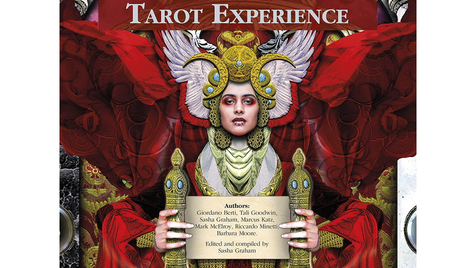 Tarot Experience cover piece
