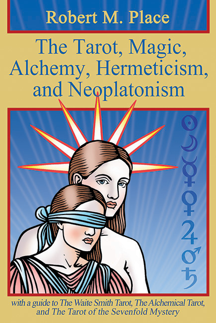 Companion to the Tarot of the Sevenfold Mystery, amongst other things.