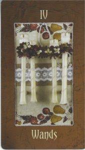 Tarot of Bones The Queen's Sword