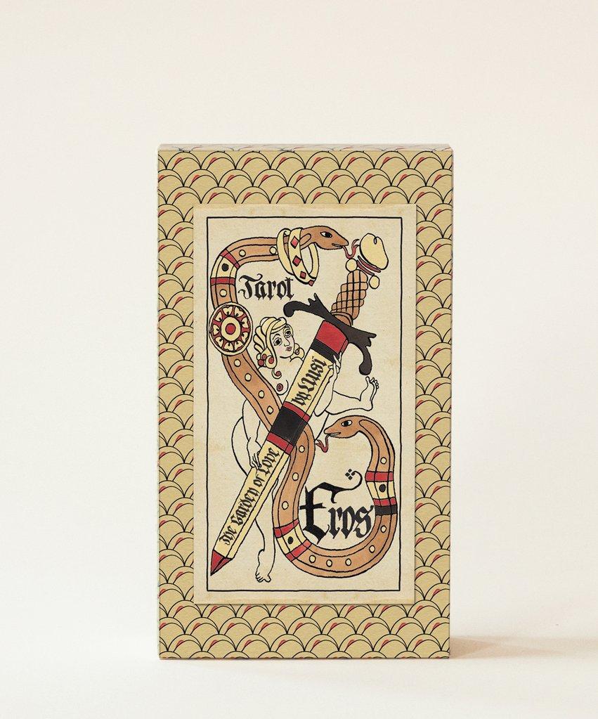 Eros: Garden of Love Tarot (Eros Tarot)