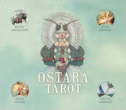 Ostara Tarot Review The Queen's Sword