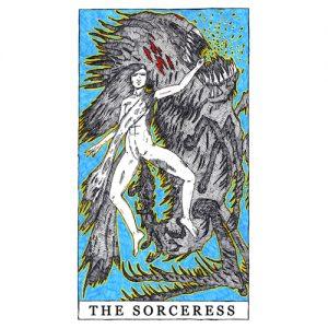 High Priestess restless tarot